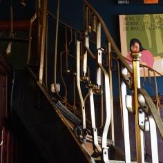 Handrails, details