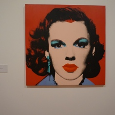 Judy Garland by Warhol