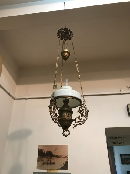 Ceiling lamp, County History Museum Satu Mare, 10