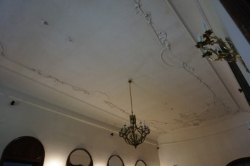 Karolyi Castle, Carei, ballroom, 14