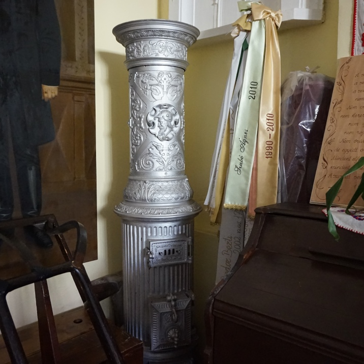 Metal Stove, Museum of The Church with Chains, Satu Mare