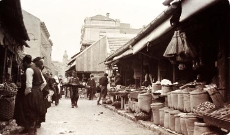 Pic 6 Sephardi Jews_Bazar
