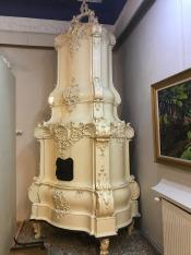 Rococo Tile Stove
