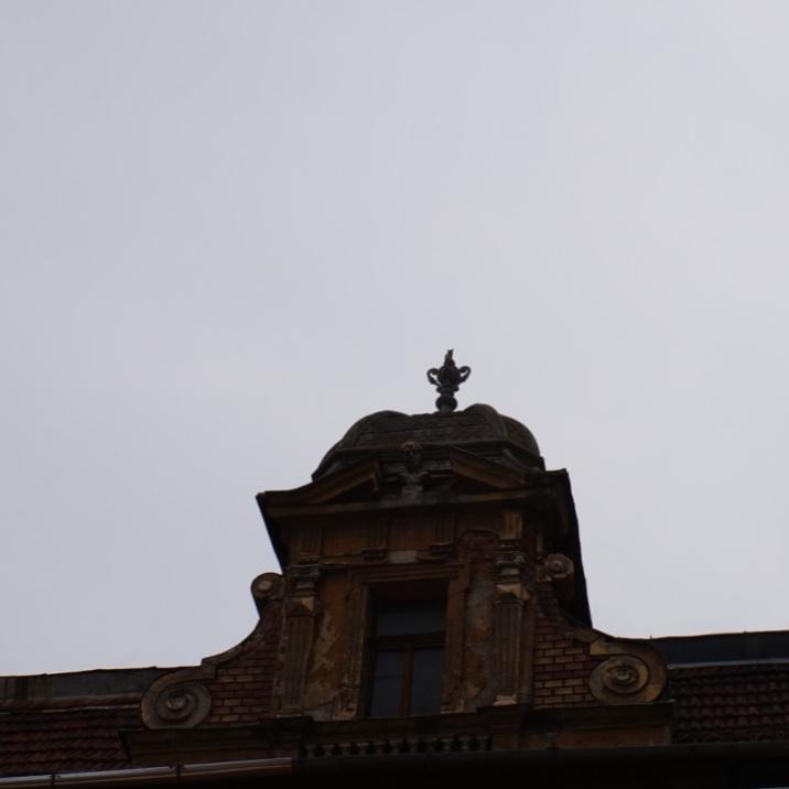 Roof ornament, Oradea