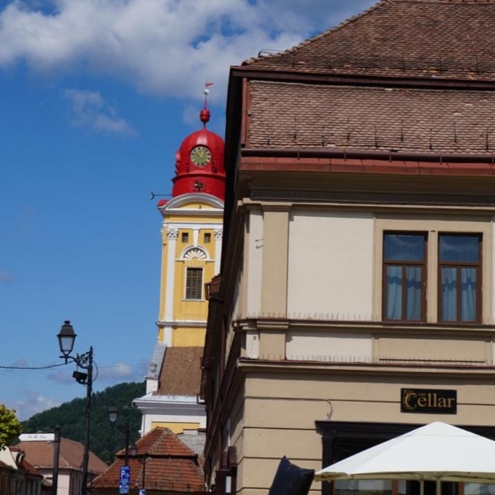 Weather vane, Baia Mare