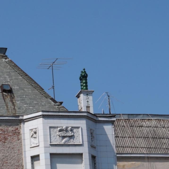Roof ornament, Satu Mare
