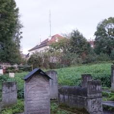 Cemetery, Kazimierz, Cracow