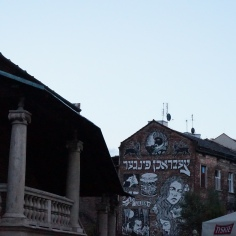 Kazimierz, Cracow, Religious and Secular Symbols of Jewishness