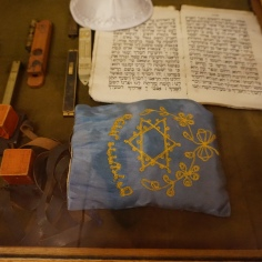 Objects of Religious Ritual, Tykocin Synagogue, 2