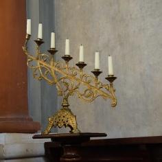 Sabbath Candle, Tykocin Synagogue