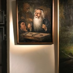 The Jews of Mickiewicz Time, Painting in Pan Tadeusz Museum, Wroclaw