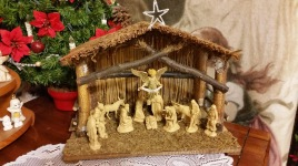 Angel and the Star Governing the Birth of Christ, 4