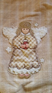 Angel Heralding the Mystery of Birth, 2