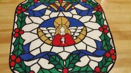 Angel Heralding the Mystery of Birth