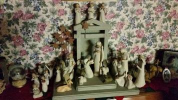 Angels Governing Birth of Christ, 4