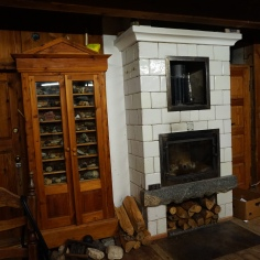 Stove and Fire Place