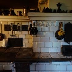 The Kitchen Stove