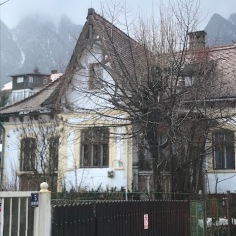 Wood Decorations of Central European (Transylvanian) Vernacular Influence