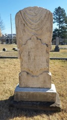 Classic Style of Funerary Stone