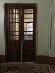 Door with Islamic and Classic Features