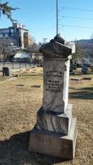 Neo-Classic Tombstone, Nineteenth Century
