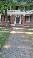 Walker-Stone House, Exterior, Fayetteville, AR, USA