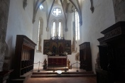 15th Century Altar, the Oldest in Transylvania
