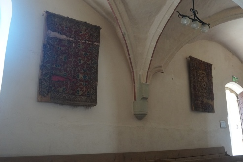 Anatolian Rugs in Honigsberg Lutheran Church