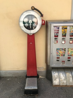 Berkel Scale in Leopoldstadt Area