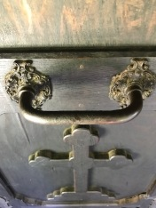 Door handle, detail, 2