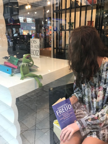 Kermit and Freud in Vienna