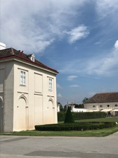 Museum of Porcellain, Augarten, Wing View