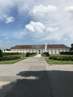 Museum of Porcellain (the ex China Factory), Augarten, Leopoldstadt, Vienna