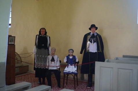 Outfit of a Saxon Family in the Burzenland Area