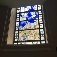 Stained Glass in the Museum of History Buildings, 2