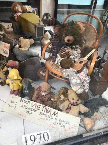 Teddybear Museum, Vienna, 2