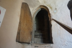 The Access to Tower in the Church of Hărman, Honigberg