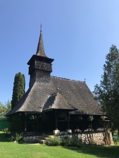 The Saint George Church of Dragoslavele, Argeș county