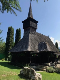 The Wood Church of Dragoslavele, Argeș county