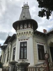 Câmpulung, house built in 1912 that belonged to a local philantropist, Oprea D. Iorgulescu
