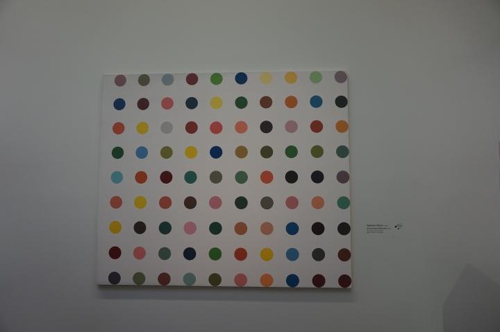 Damien Hirst, Ammonium Biborate, 1993