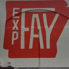 Experience Fayetteville logo