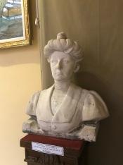 Fin-de-Siecle Style, Woman Head by D.D.Mirea