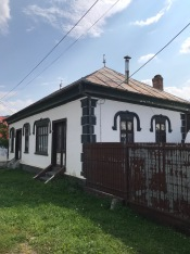 House spotted in Rucăr village
