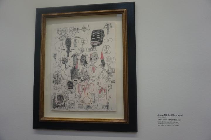 J.M.Basquiat, Untitled, 1986