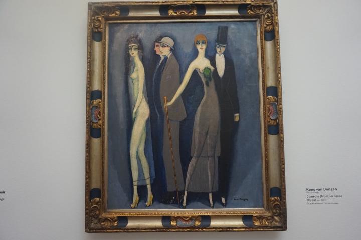 Kees van Dongen, Comedy, Montparnasse Blues, 1925