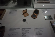 Powder Compacts with Mirror Inside, first half of the 20th century