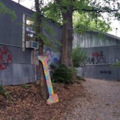 Street Art, Fayetteville, NW Arkansas