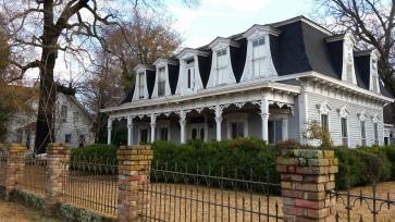 historic house in pine bluff, arkansas, 2