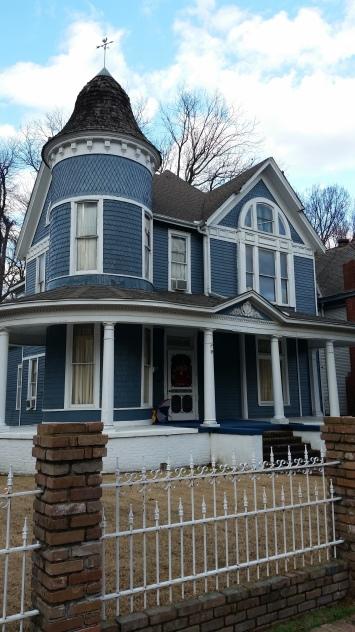 historic house in pine bluff, arkansas